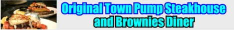 Town Pump Brownies